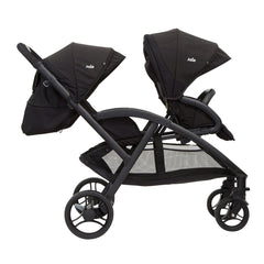 Joie Evalite Duo Stroller (Coal) - side view