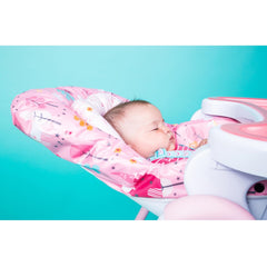 Cosatto Noodle 0+ Highchair (Unicorn Land) - lifestyle image