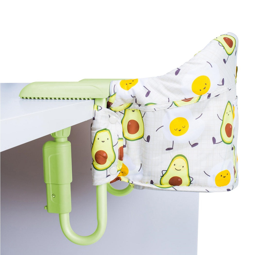 Cosatto Grub's Up Portable Highchair (Strictly Avocados)