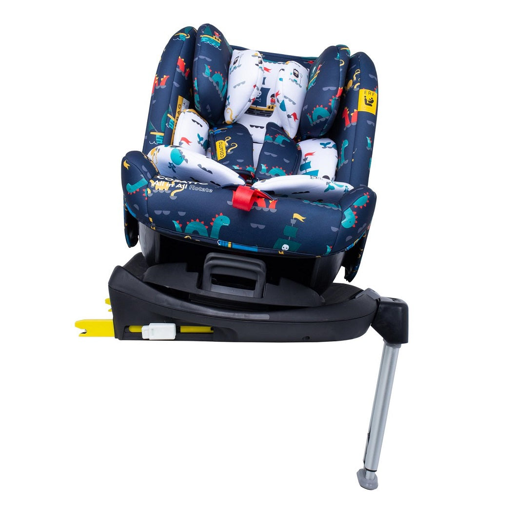 Cosatto All In All Rotate ISOFIX Car Seat - Group 0+123 (Sea Monsters)