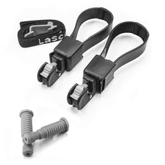 Lascal Universal Connector Kit for BuggyBoard Mini, Maxi and Maxi+ - showing the included components