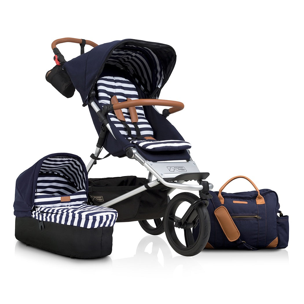 Mountain Buggy Urban Jungle - Luxury Collection Bundle (Nautical)