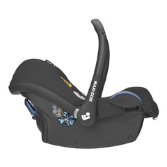 Maxi-Cosi CabrioFix Infant Carrier Car Seat (Essential Black) - side view