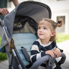 Hauck Rapid 4 Plus Trio Set Travel System (Grey/Mint) - lifestyle image