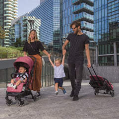 Chicco Trolley Me Stroller (Lollipop) - lifestyle image