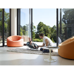 iCandy Mi-Chair Newborn Pod - lifestyle image, showing the pod in use as the rocker