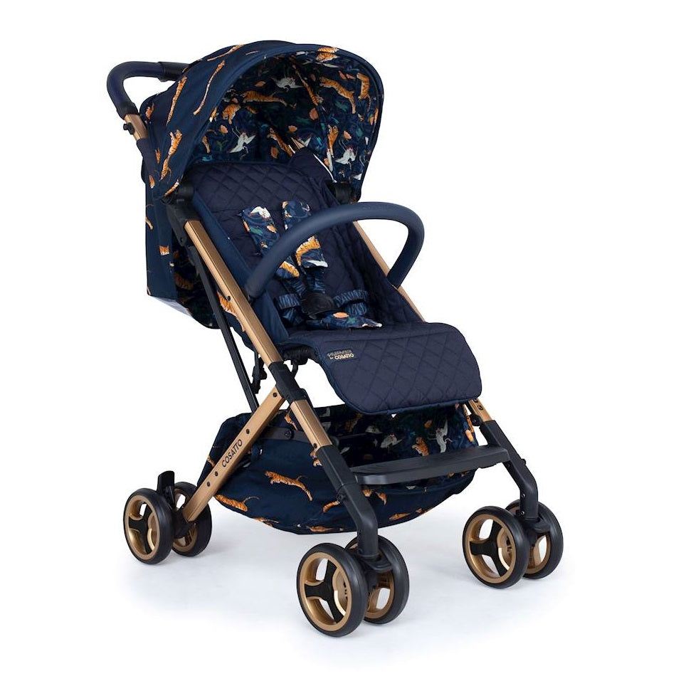 Cosatto Woosh XL Stroller - Paloma Faith Special Edition (On The Prowl)