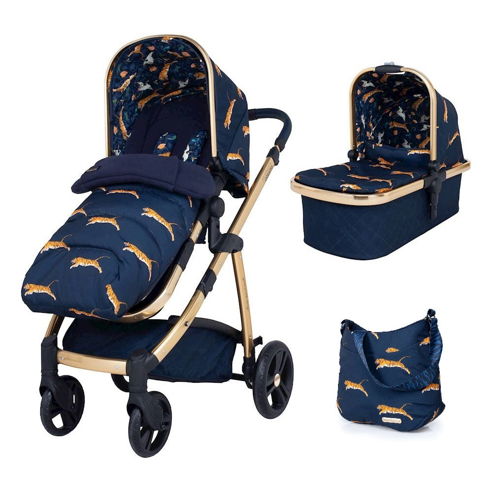 Cosatto Wow Pram & Accessories Bundle - Paloma Faith Special Edition (On The Prowl)