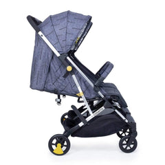 Cosatto Woosh Double Stroller (Fika Forest) - side view