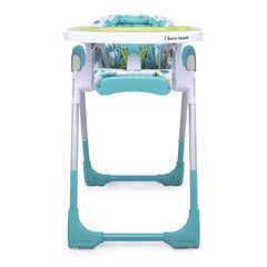 Cosatto Noodle 0+ Highchair (Dragon Kingdom) - front view, shown here with seat reclined
