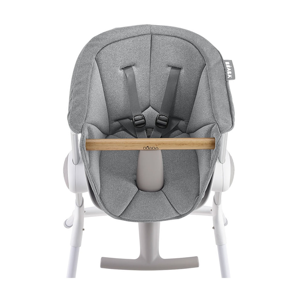 BEABA Seat Cushion for Up and Down Highchair (Grey)