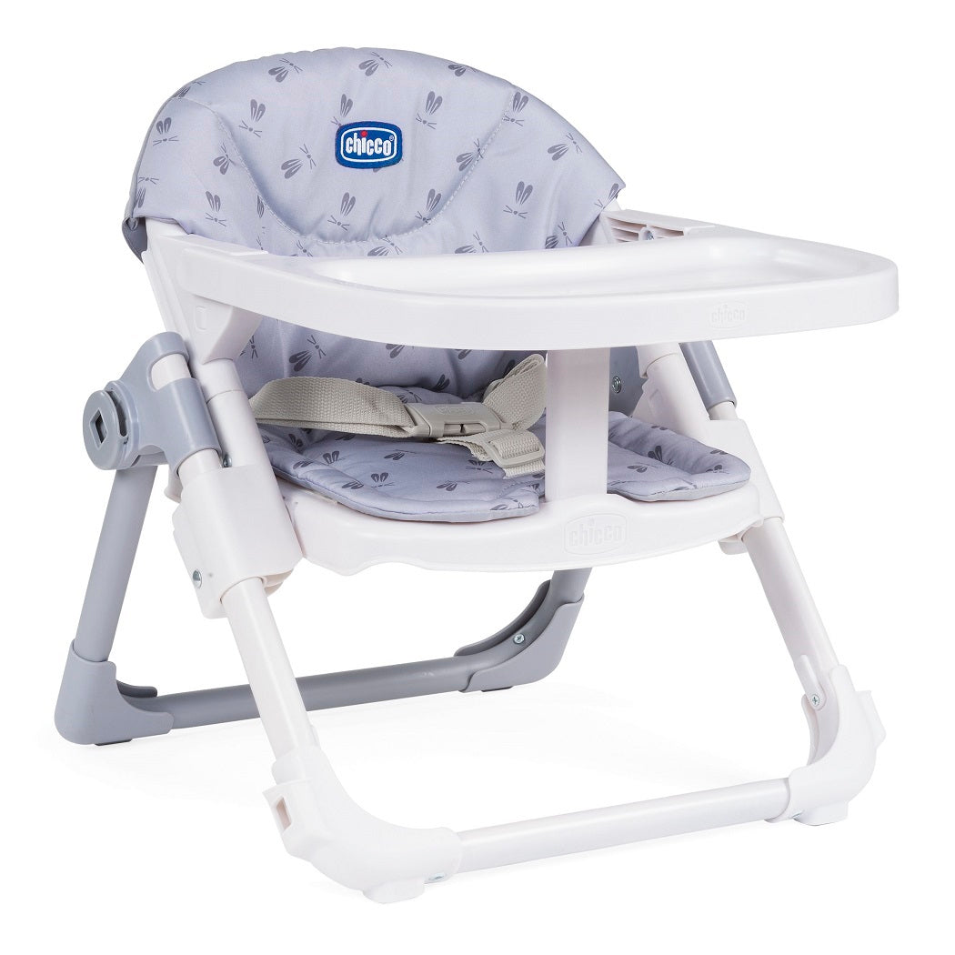 Chicco Chairy Booster Seat (Bunny Grey)