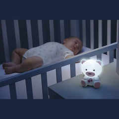 Chicco Dream Light Bear (Pink) - lifestyle image