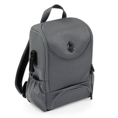 egg2 Luxury Bundle (Jurassic Grey) - showing the included matching backpack