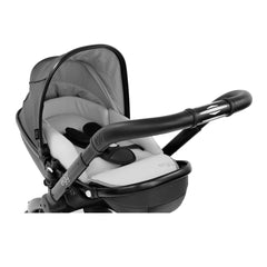 egg Newborn Insert - showing the newborn liner in an egg stroller (stroller not included, available separately)