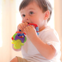 Nuby Icy Bites Teether Keys - liefstyle image
