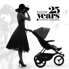 Mountain Buggy - celebrating 25 years of innovation and excellence