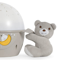 Chicco Next 2 Stars Cot Projector (Neutral) - showing a close-up view