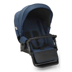 BabyStyle Prestige3 Active Pram & Pushchair Set (French Navy) - showing the reversible pushchair seat unit