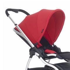 iCandy Raspberry Flavour Pack (Lush) - showing the hood and harness pads on a stroller (stroller not included, available separately)