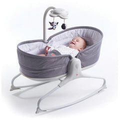 Tiny Love 3-in-1 Rocker Napper (Grey) - lifestyle image