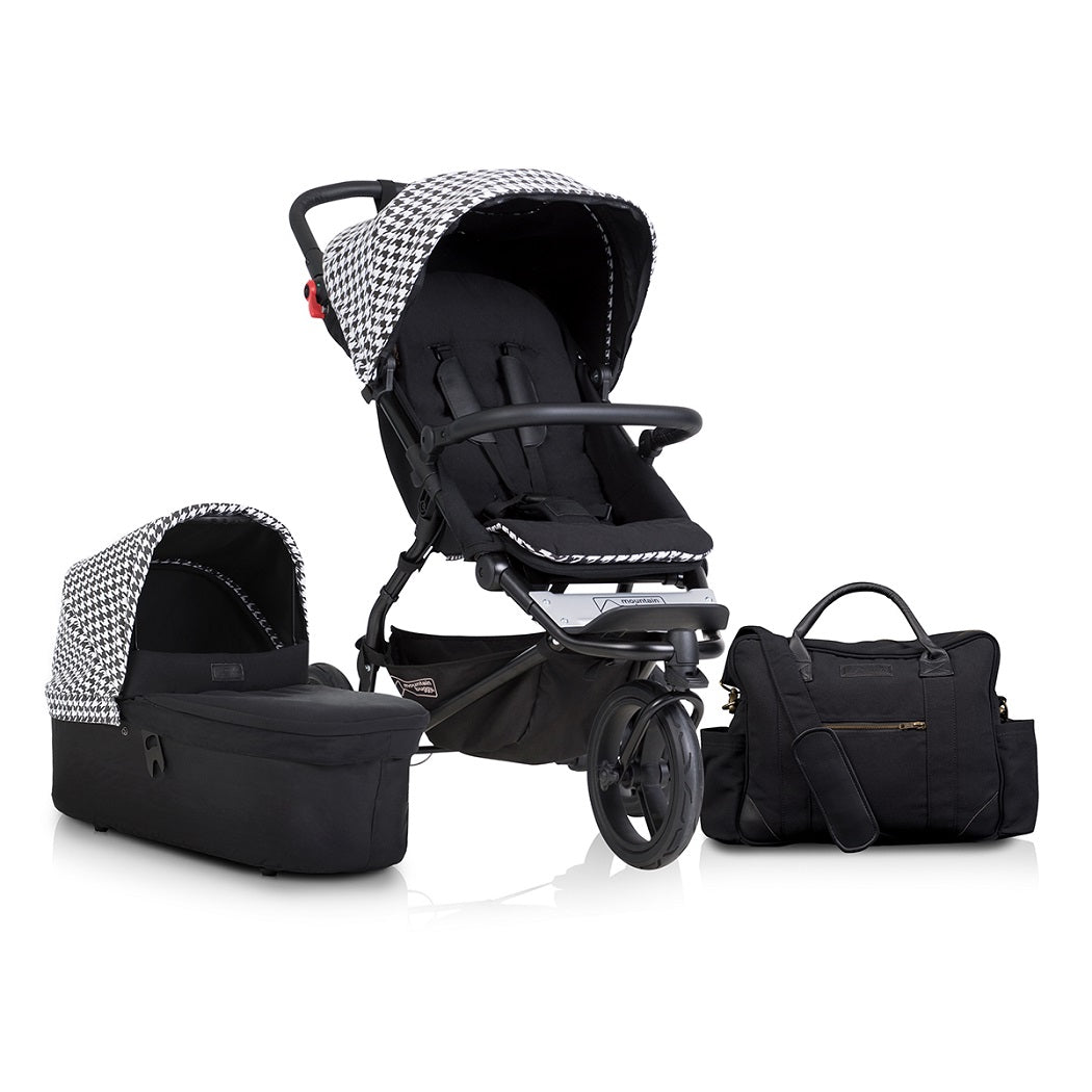 Mountain Buggy Swift - Luxury Collection Bundle (Pepita)