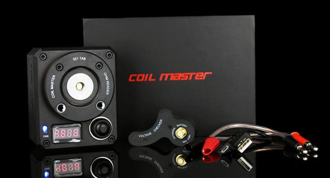 Coil Master 521 Tab - Luxe Vape Junction
