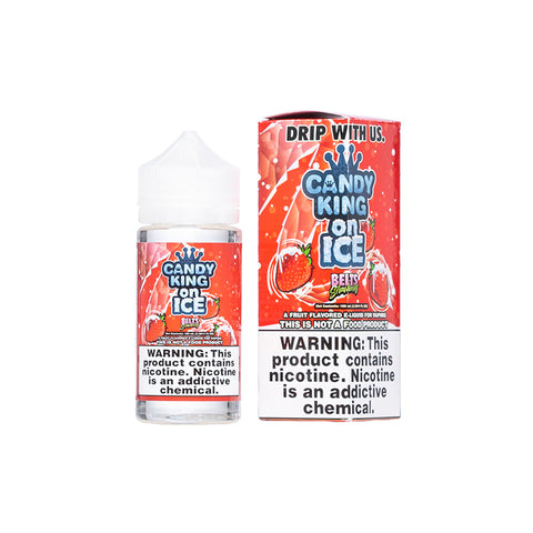 Candy King on Ice - Belts Strawberry