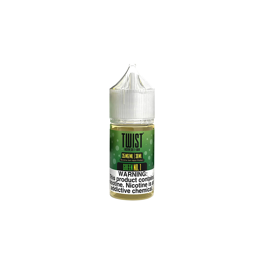 Green No. 1 Salt by Twist E-Liquids