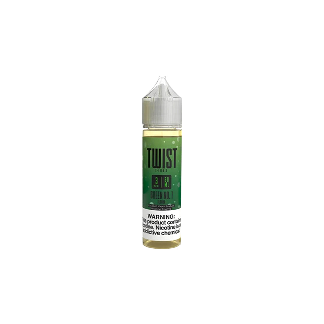 Green No. 1 by Twist E-Liquids