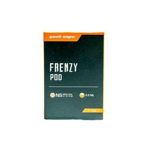 Geek Vape FRENZY Replacement Pods - Luxe Vape Junction
