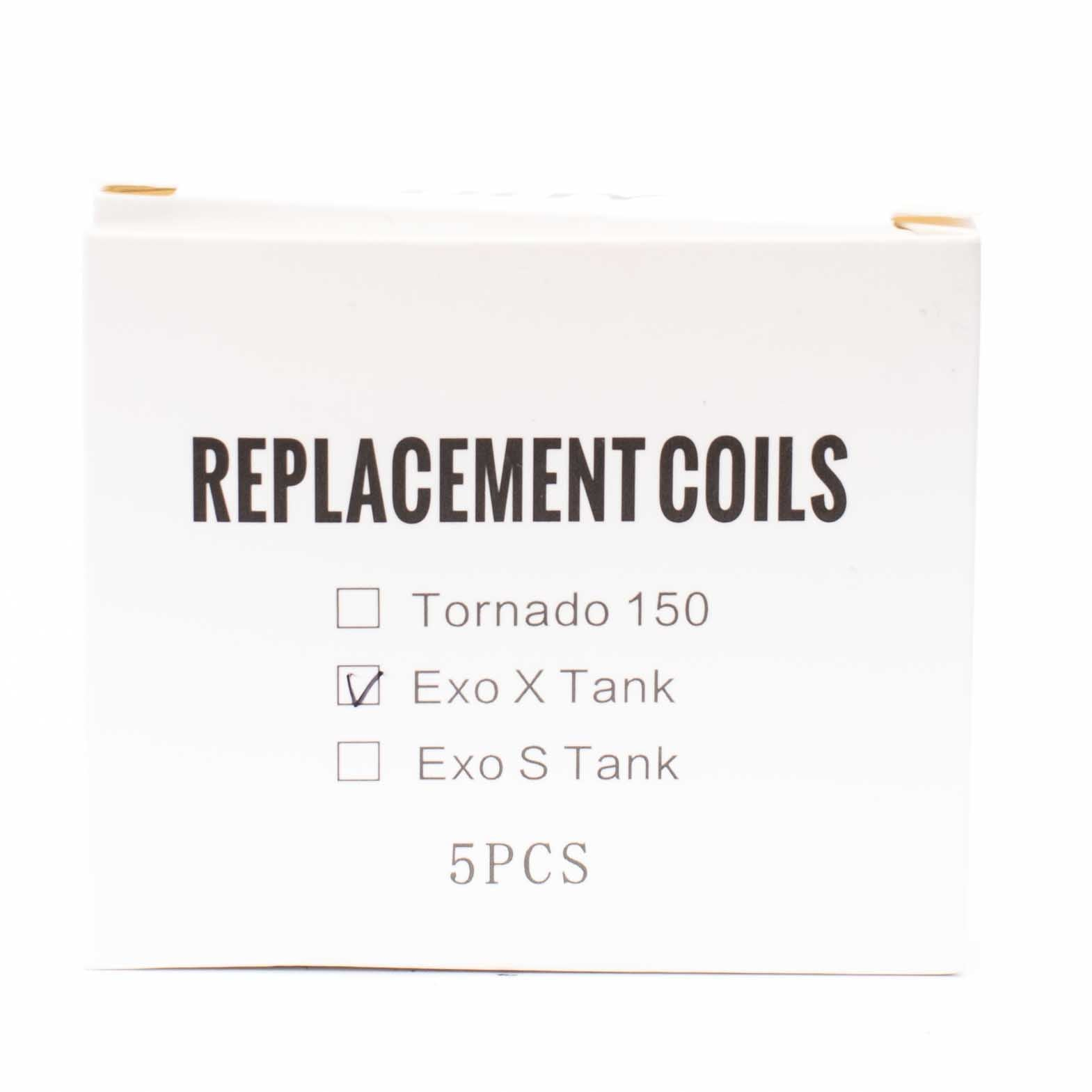 iJOY EXO XS REPLACEMENT COILS - Luxe Vape Junction