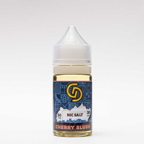 Golden Drops - Nic Salt - Cherry Slush - Luxe Vape Junction