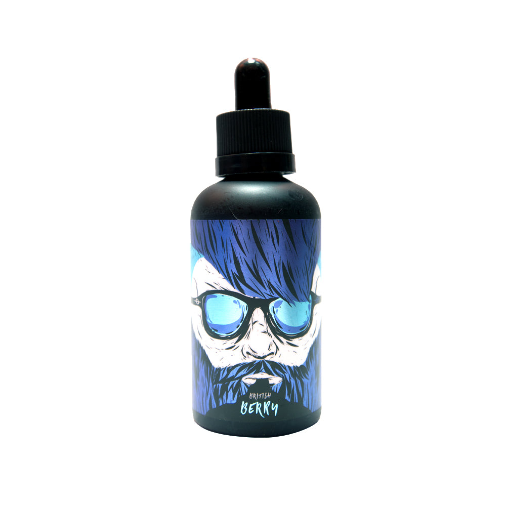Ossem Juice-British Berry-Luxe Vape 정션