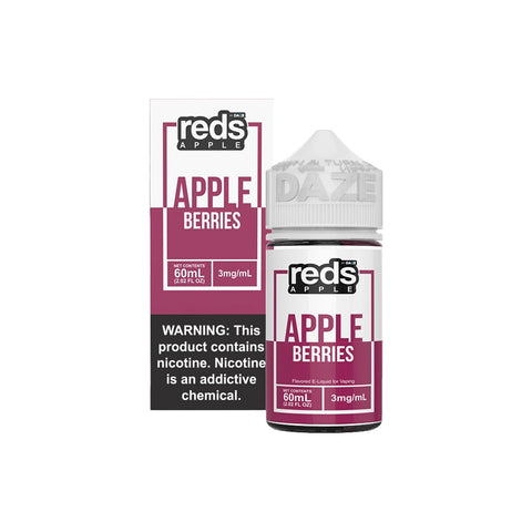 Reds E-Juice - Apple Berries