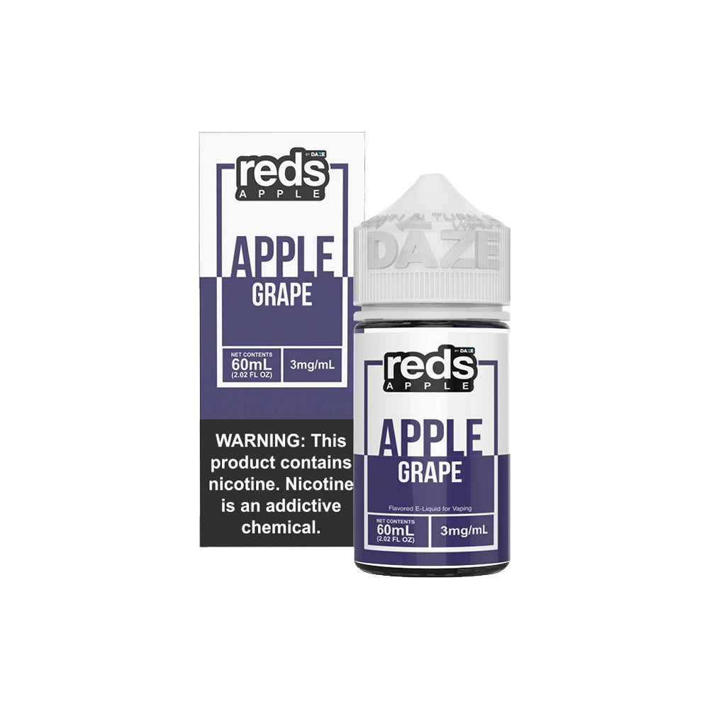 Reds E-Juice - Apple Grape