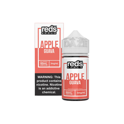 Reds E-Juice - Apple Guava