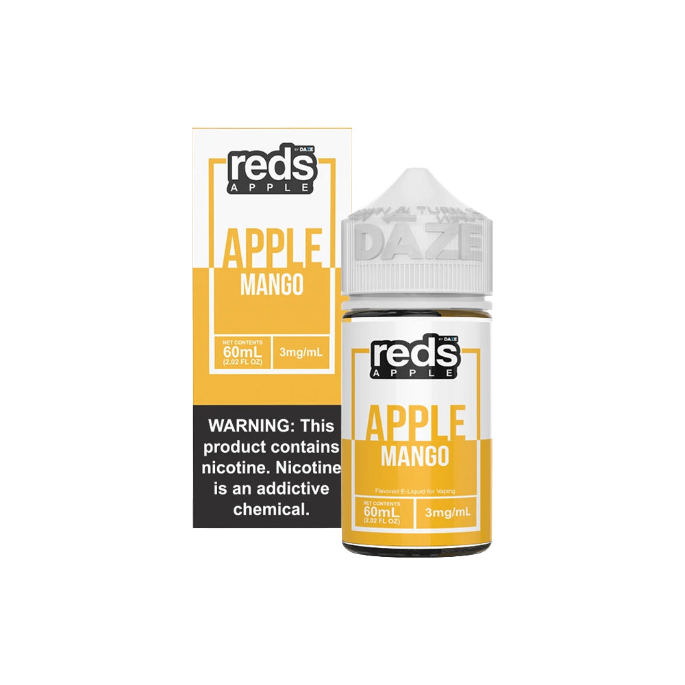 Reds E-Juice - Apple Mango