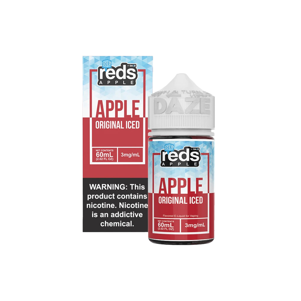 Reds E-Juice - Apple Original Iced