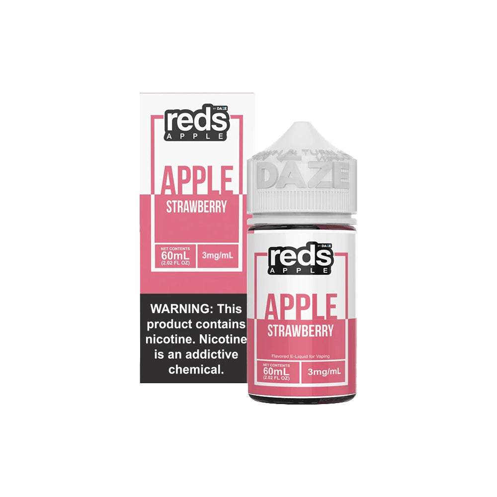 Reds E-Juice - Apple Strawberry