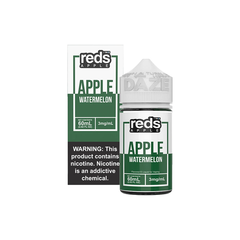 Reds E-Juice - Apple Watermelon