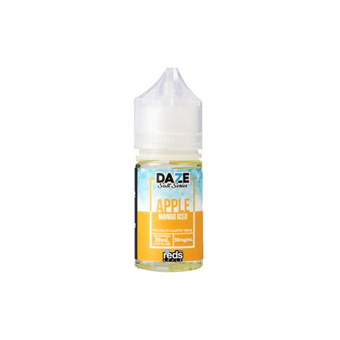 Reds by 7Daze - Apple Mango Iced Salt Nic