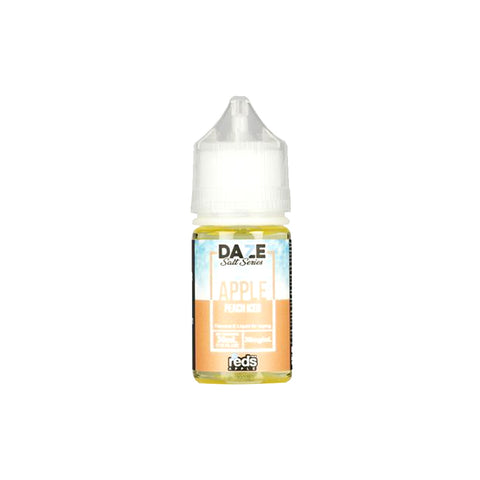 Reds by 7Daze - Apple Peach Iced Salt Nic