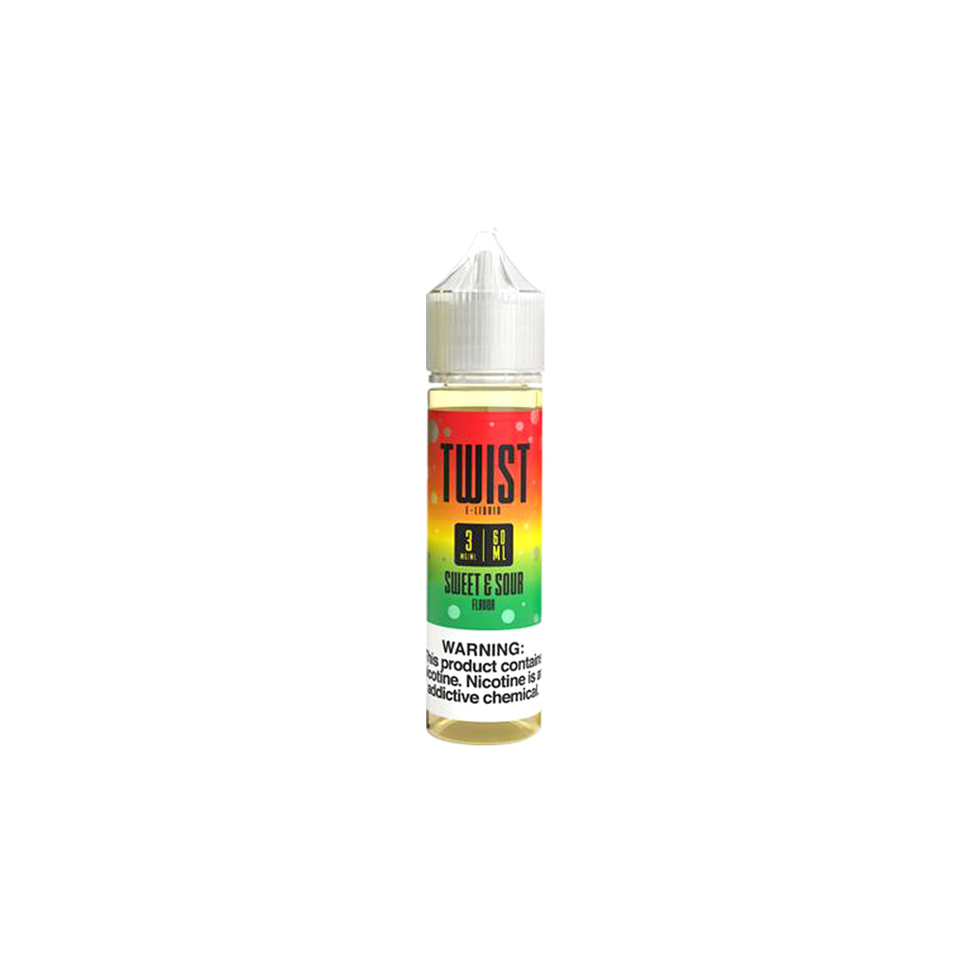 Sweet & Sour by Twist E-Liquids