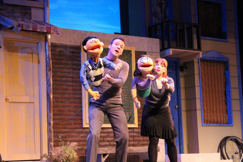 Avenue Q - Princeton and Kate Monster Duet