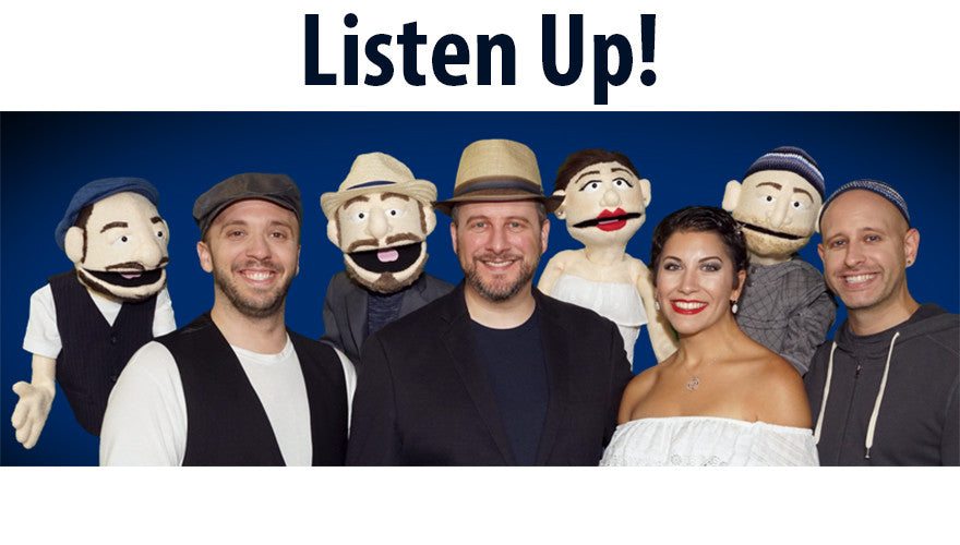 Puppet Mechanics & Listen Up!