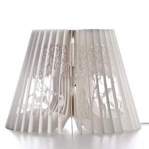 Yusuke Oono Deep Jungle Pendant Lampshade Paper Light