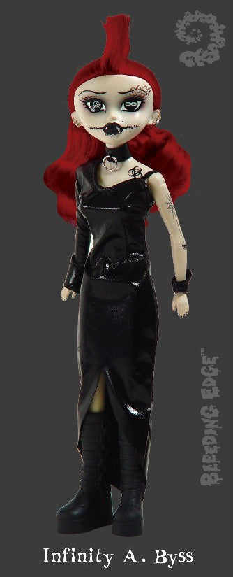 Infinity A Byss -- BeGoth -- Bleeding Edge Doll