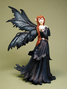 Amy Brown Restless Thoughts Fairy Figurine -- Limited Edition