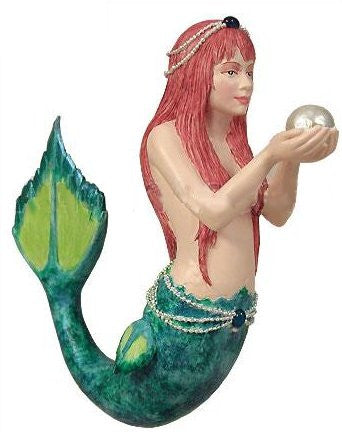 Amy Brown Pearl Diva II Mermaid Ornament